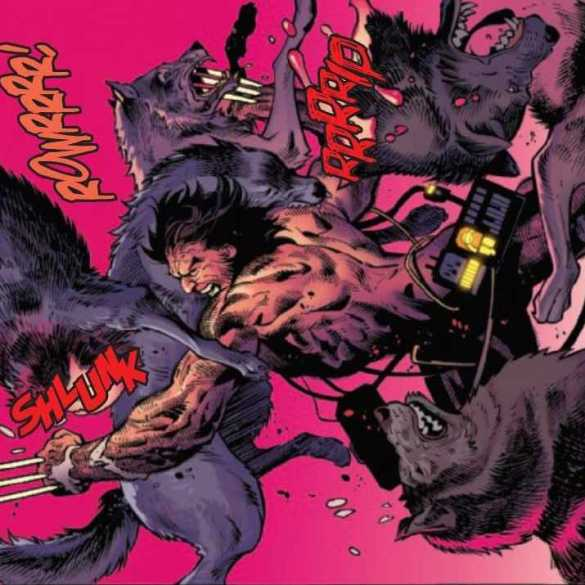 wolverine: exit wounds