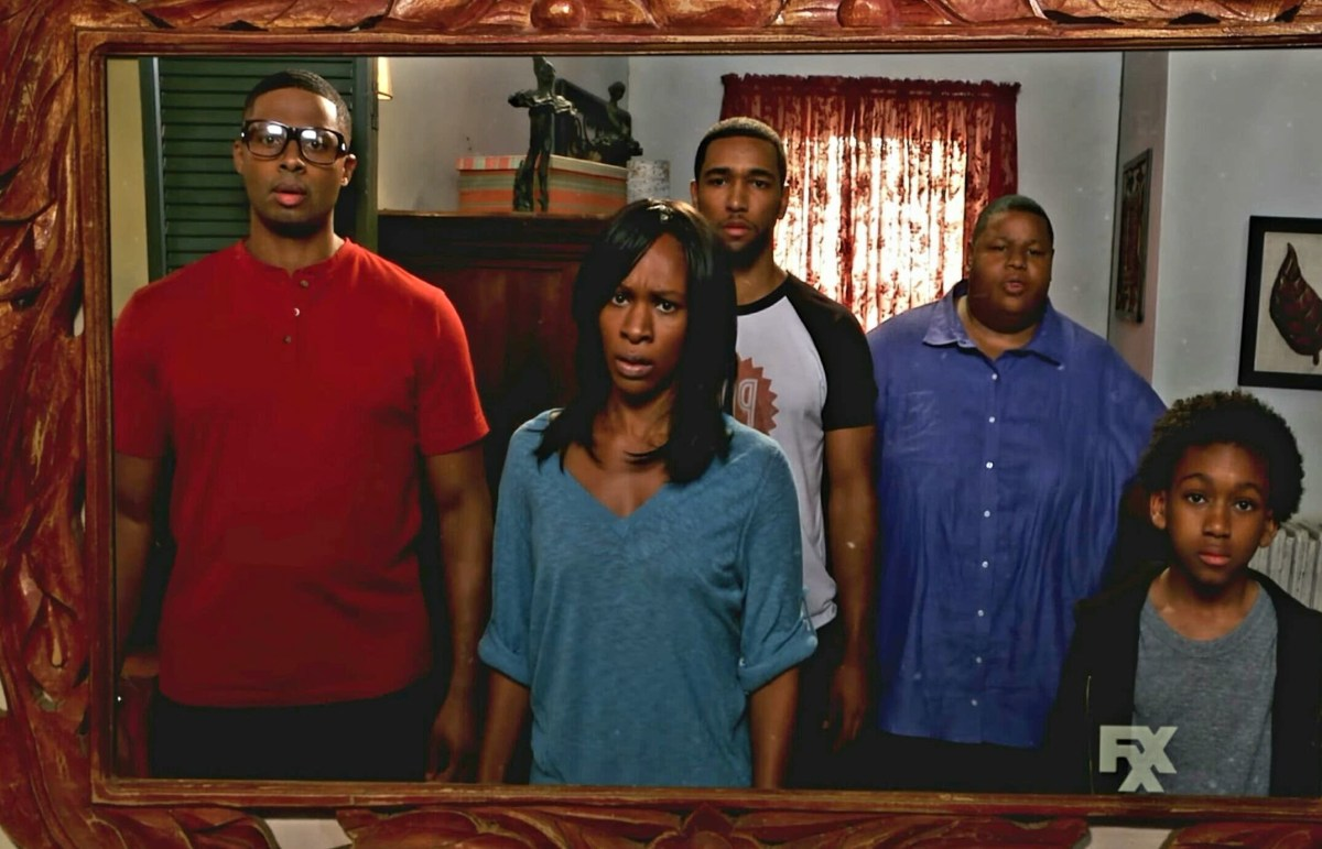 The Gang discovered they turned into African-Americans in It's Always Sunny In Philadelphia.