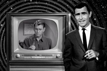 Twilight Zone Promo Picture.