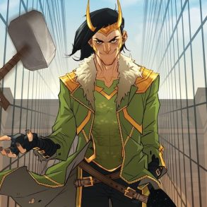 Loki, As Usual, Is Petty In Loki #1 5