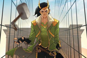 Loki, As Usual, Is Petty In Loki #1 5