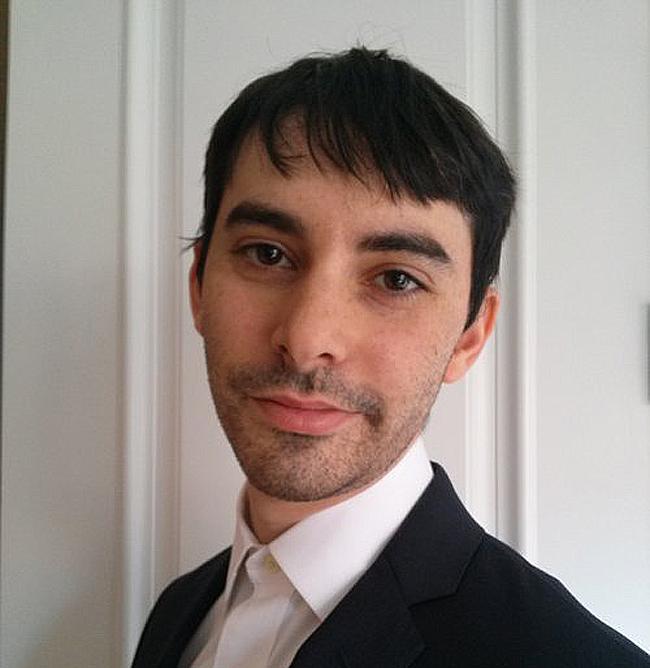 A Portrait Of Ben Kahn.