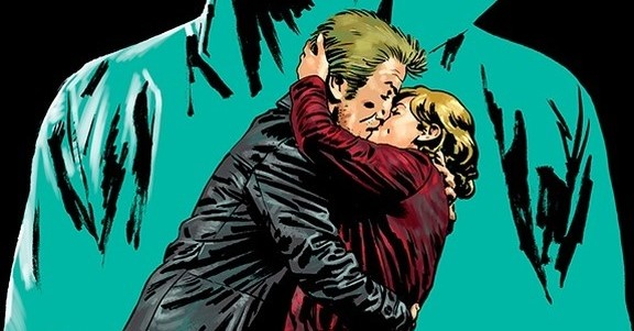 The cover of Criminal #7.