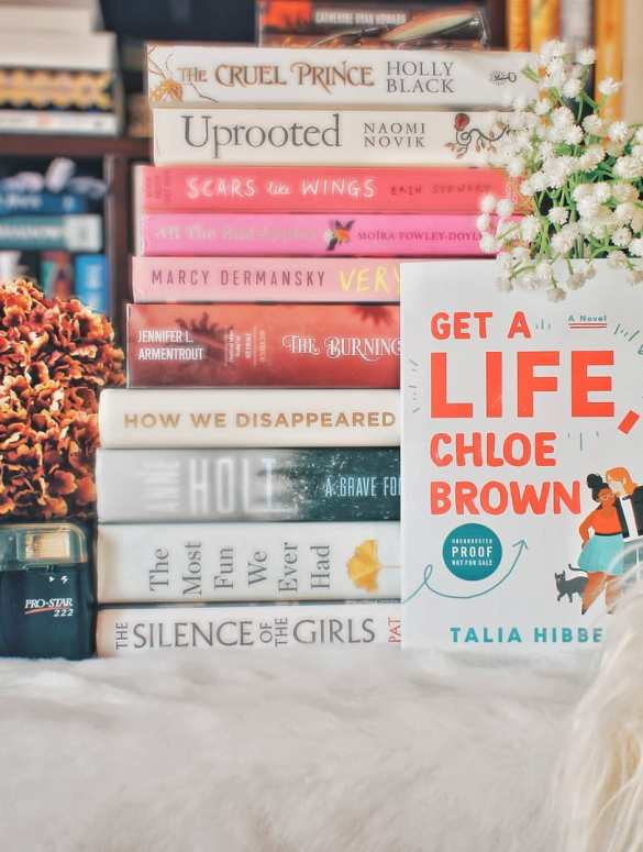 Get a Life, Chloe Brown Cover.