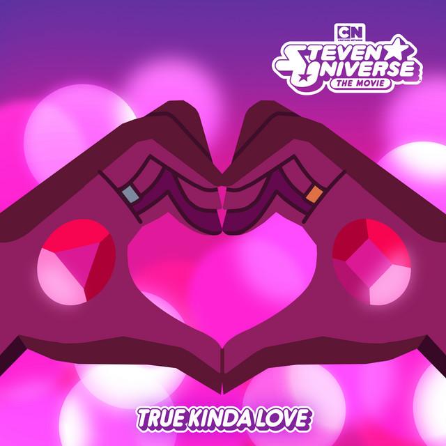 Steven Universe, Steven Universe Movie, Garnet's hands in a shape of a heart