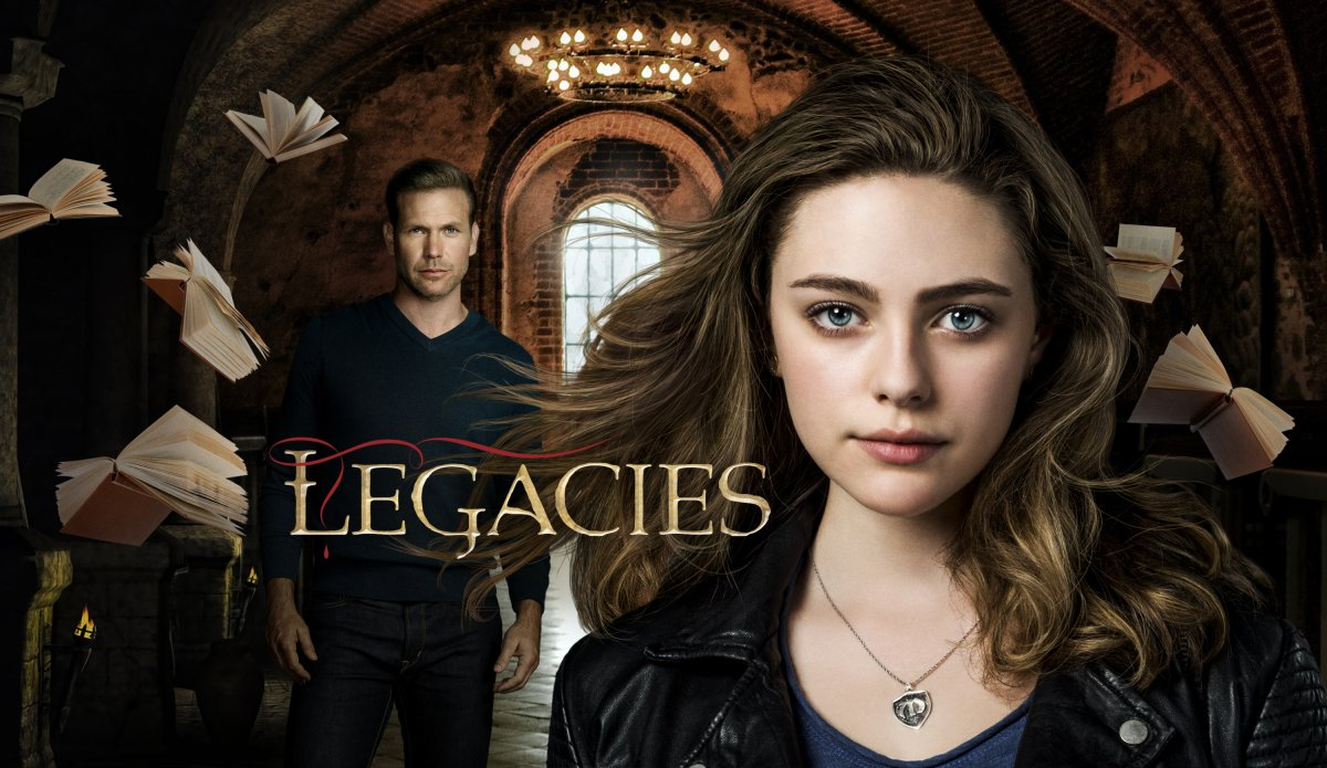 Legacies poster for Season 1 of the CW series.