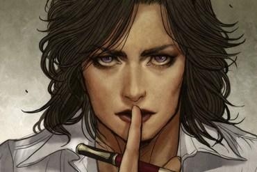 Lois Lane #3 variant cover by Yasmine Putri