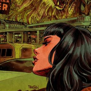 Jughead: the Hunger vs. Vampironica #4 Variant Cover.