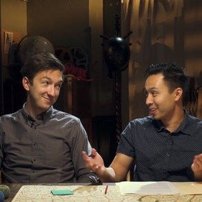 Hardy Boys? More like the Ghoulboys. Buzzfeed Unsolved.