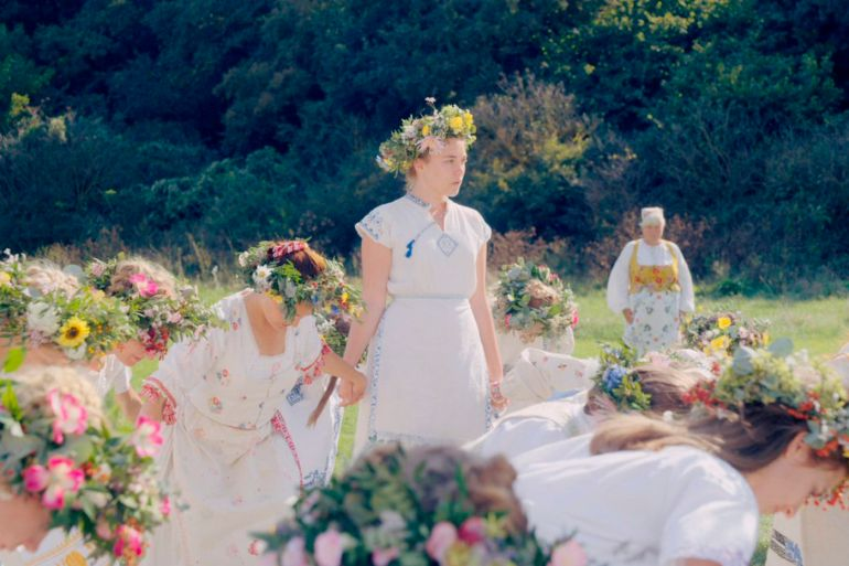 Midsommar, the infamous Midsommar.