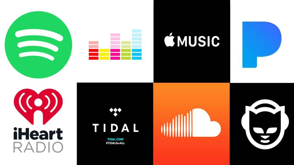 All of the streaming services that we have... as of right now.