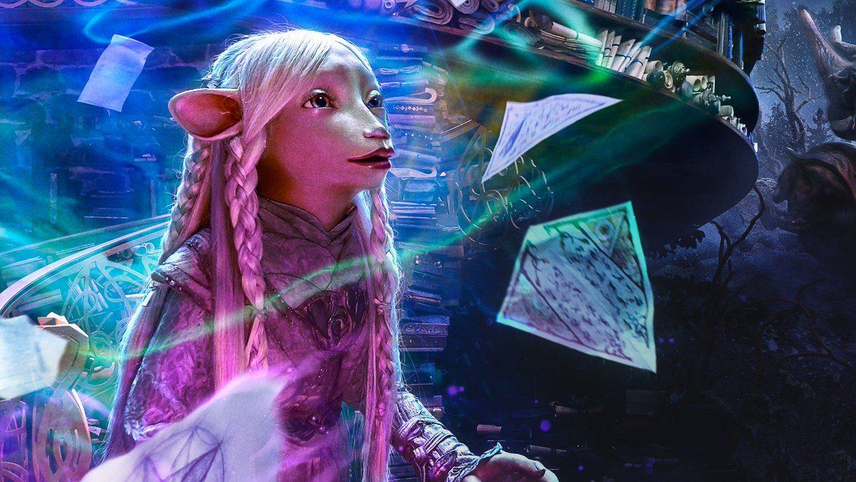 Princess Brea experiencing a vision