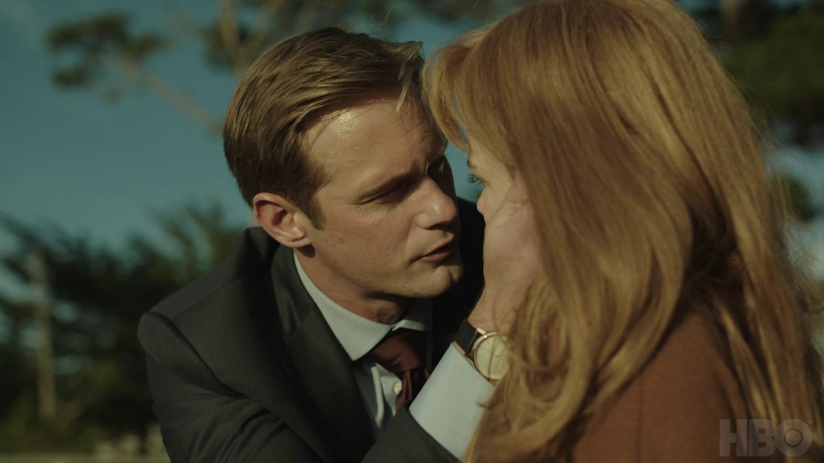 Perry and Celeste in Big Little Lies on HBO.