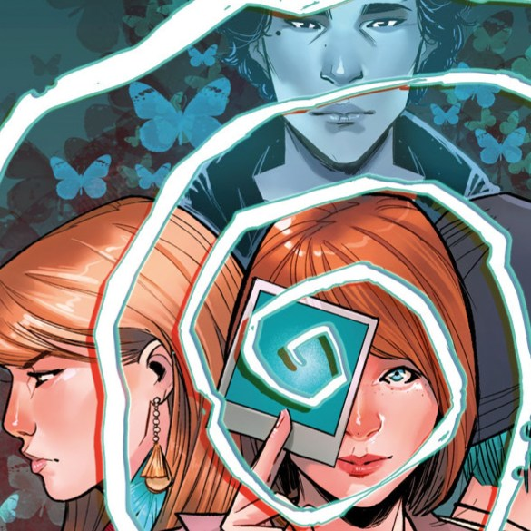 Cover of Life is Strange #9