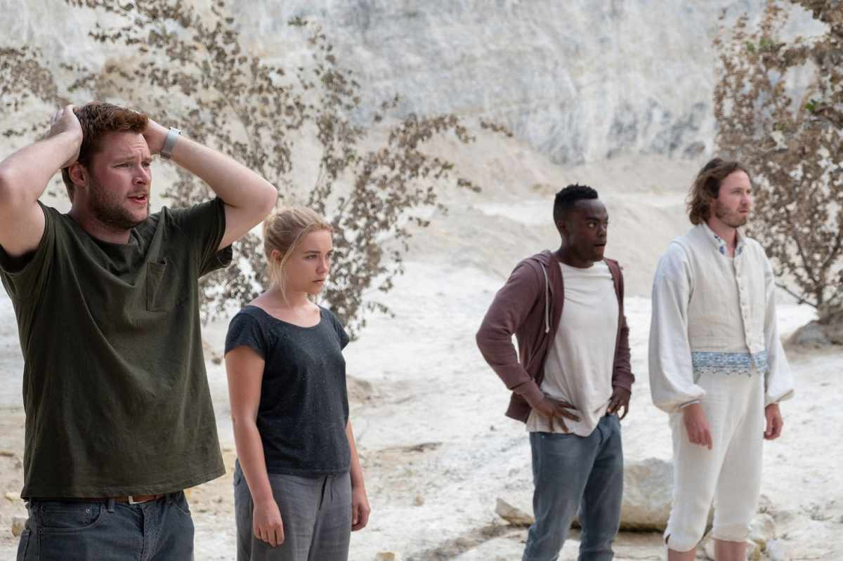Don't they all just look guilty? Midsommar, A24.