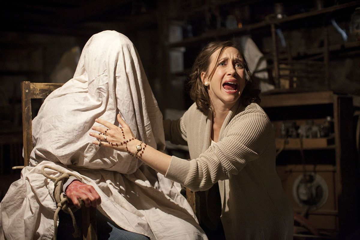 Fear: The Conjuring // New Line Cinema.