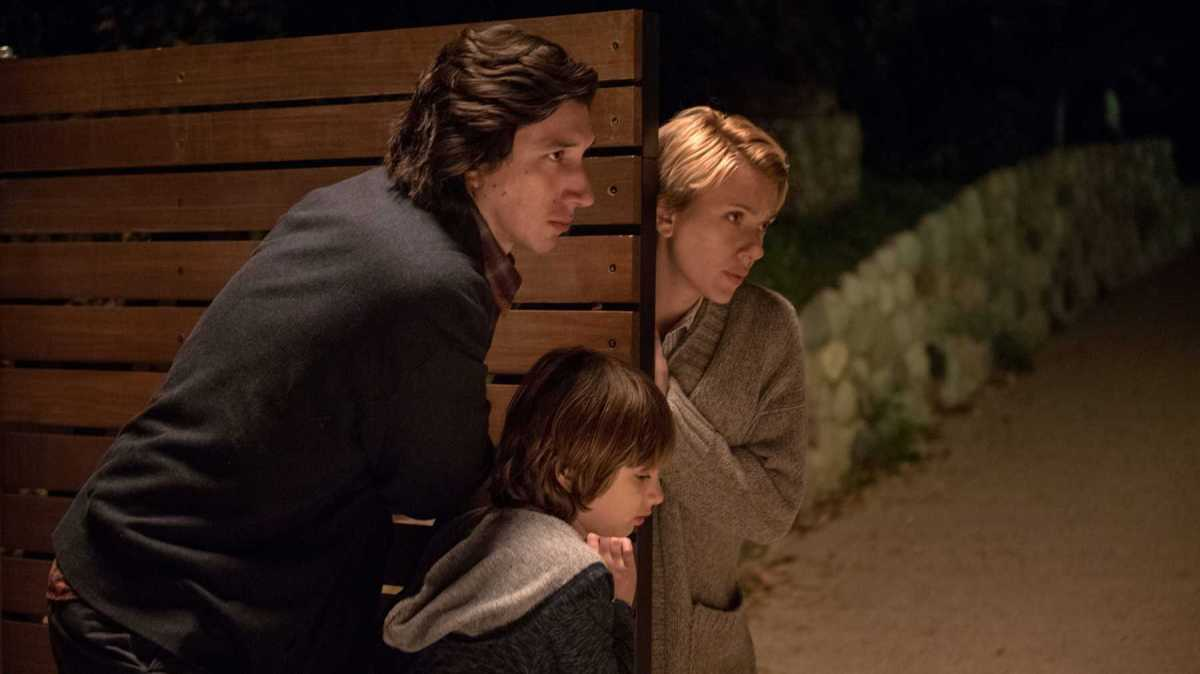 Films: Marriage Story: Charlie and Nicole, portrayed by Adam Driver and Scarlett Johansson.