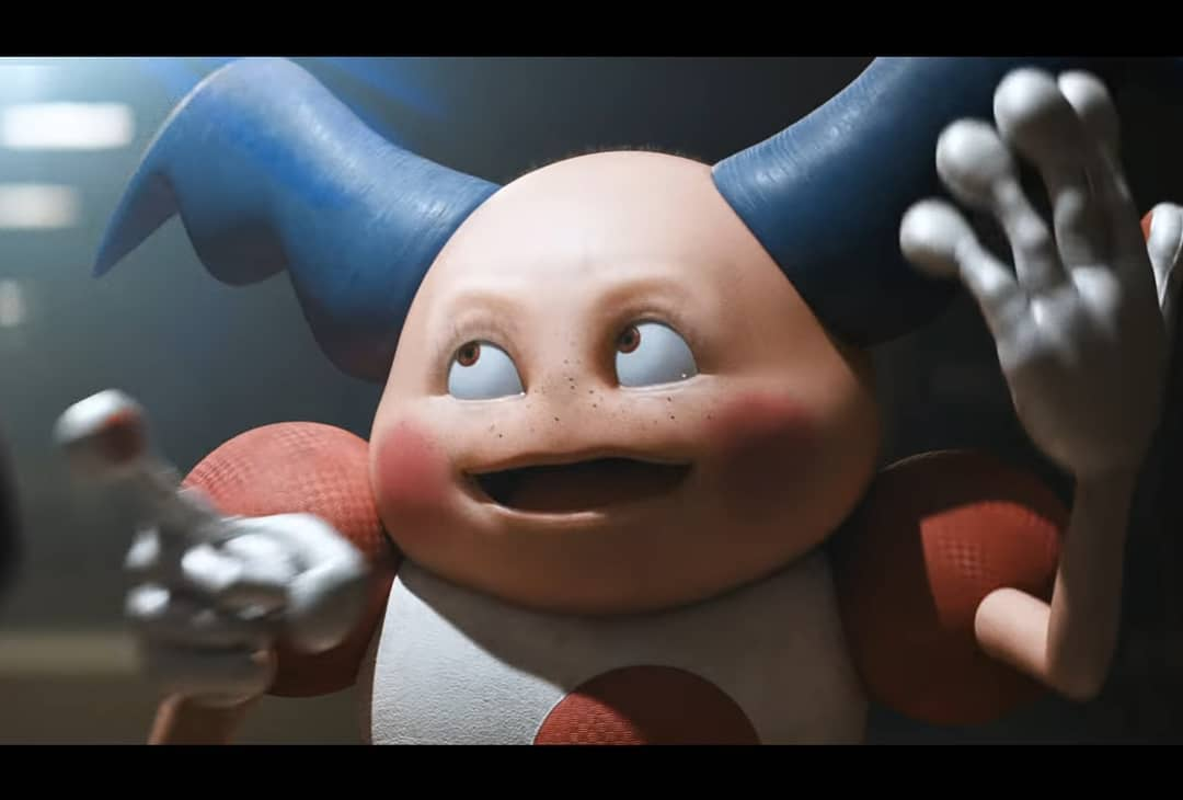 Pokémon Mr. Mime.