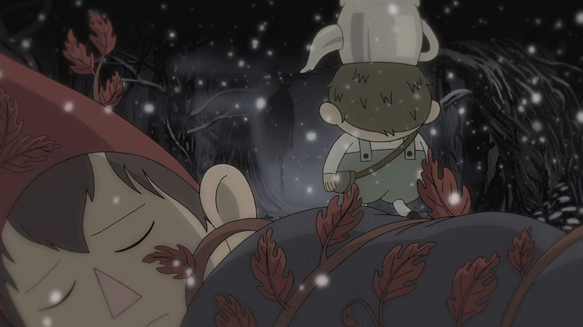 Greg and Wirt in the Episode 'Babes in the Wood.'