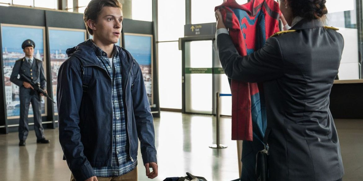 Peter Parker/Spider-Man in Far From Home