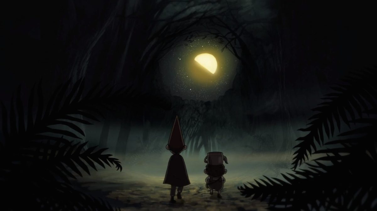 Over the Garden Wall, Episode The Old Grist Mill, Wirt and Greg walk into the Unknown