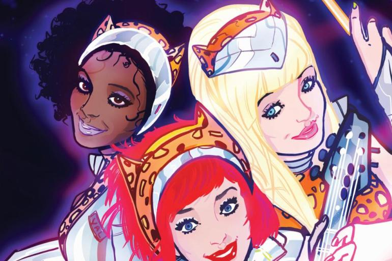 Josie and the Pussycats in Space #1