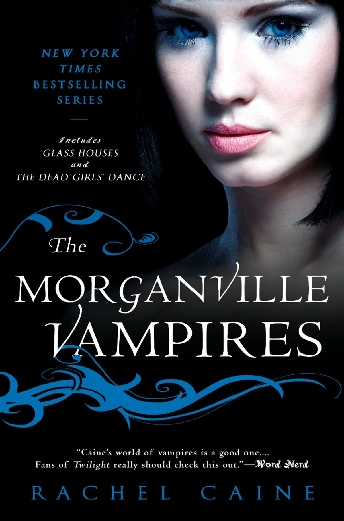 Morganville Vampires book 1 and 2 book cover.