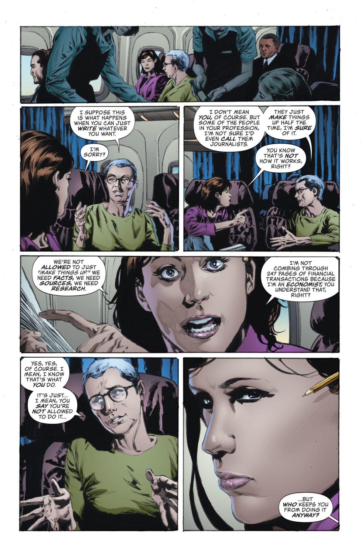 Lois explains journalism