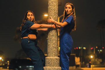 Beanie Feldstein stars as Molly and Kaitlyn Dever as Amy in Olivia Wilde's directorial debut, BOOKSMART, an Annapurna Pictures release. Credit: Francois Duhamel / Annapurna Pictures