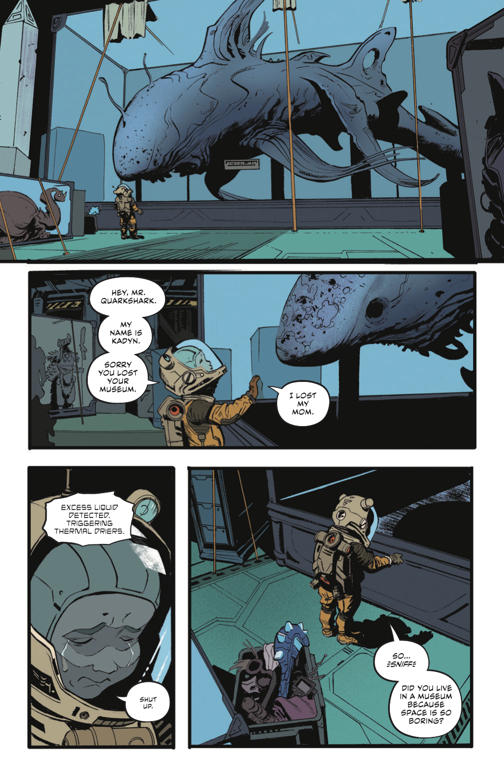 Sea of Stars Page 13
