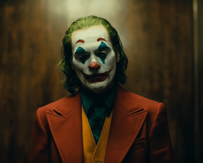 Oscars: The Joker in his newest film by DC.