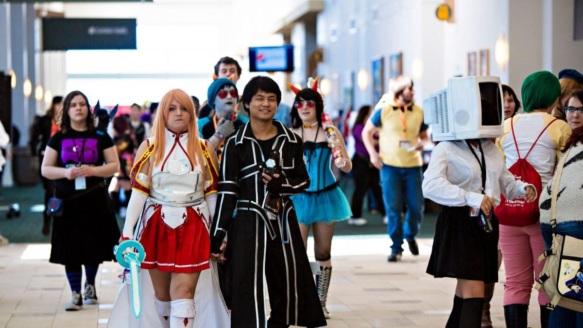 Naka-Kon Anime Convention - Overland Park Convention Center.