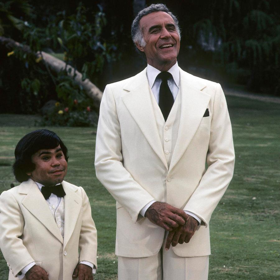 Ricardo Montalban and Hervé Villechaize in the original Fantasy Island