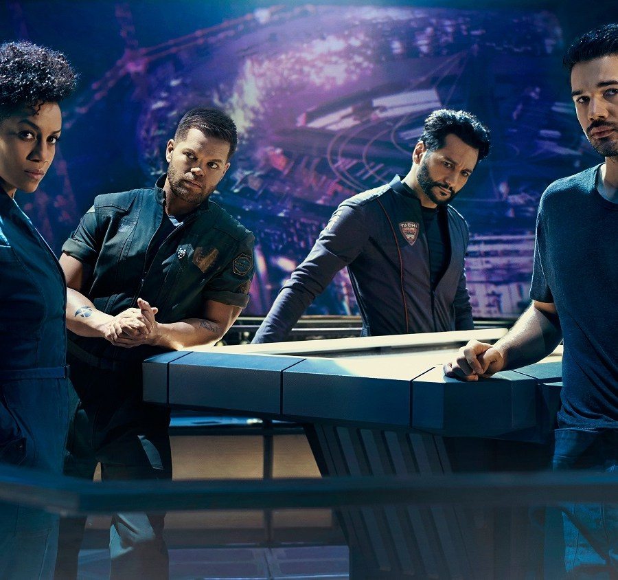 The Main Cast of the Expanse