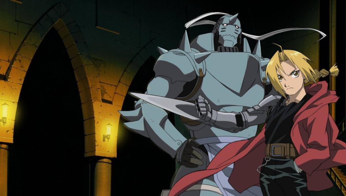 Fullmetal Alchemist: Brotherhood; Anime Series