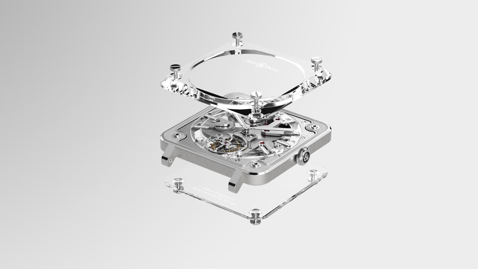 Bell & Ross BR X2 Skeleton Tourbillon Micro-Rotor
