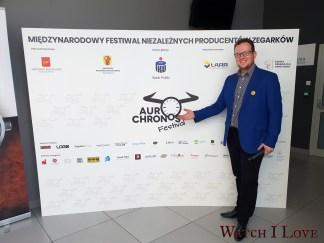 AuroChronos festival Maciej Mazurkiewicz