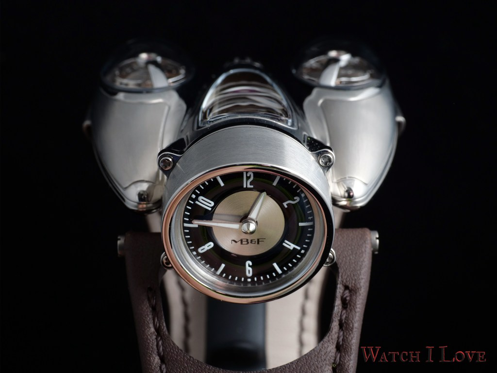 The Horological Machine N°9 'Flow'