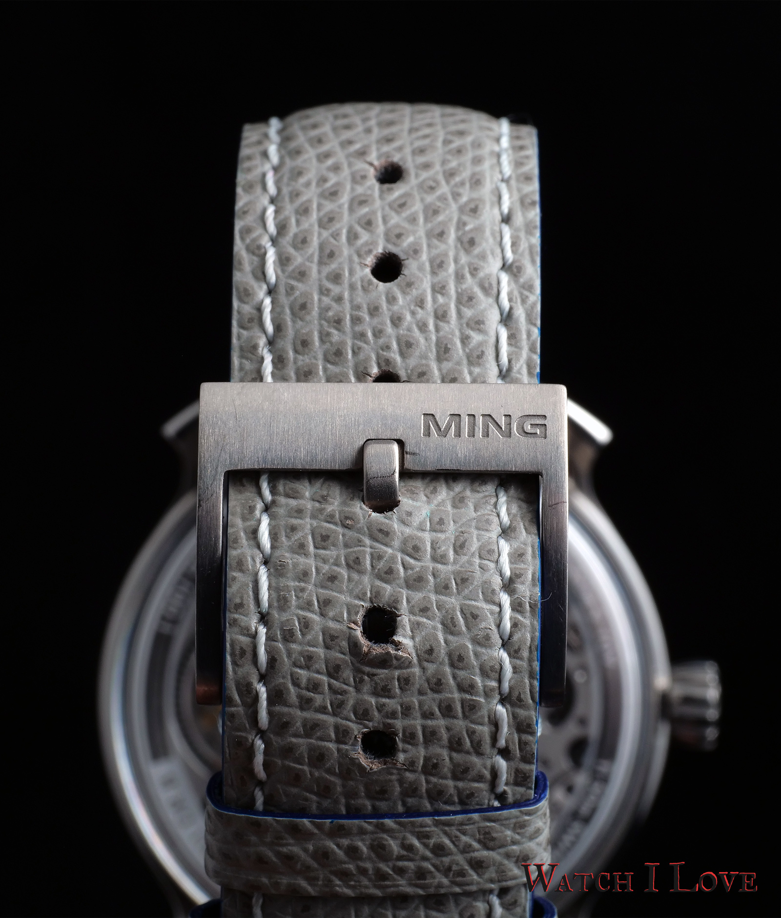 MING-19.01 strap and pin buckle