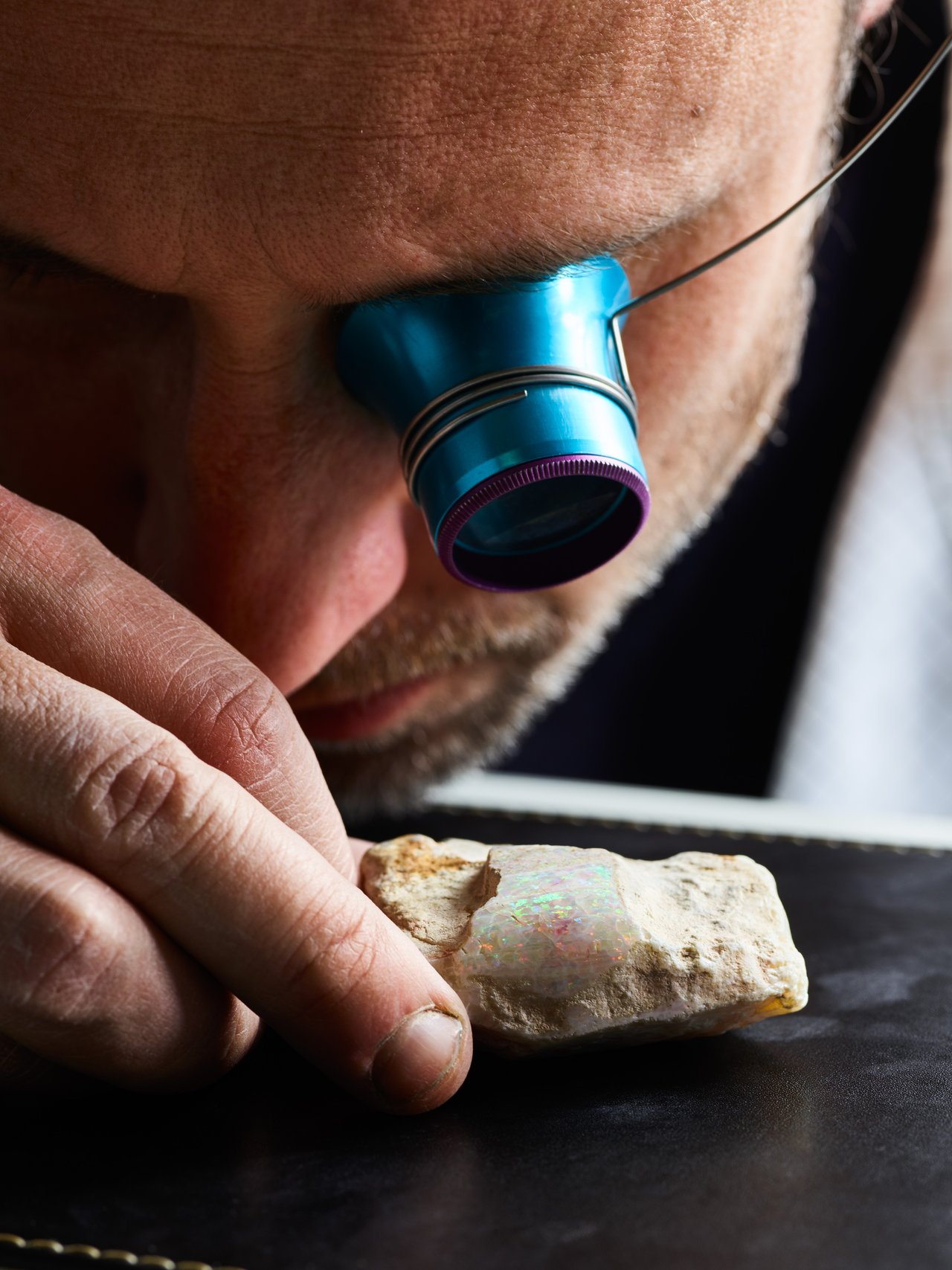 Romain Gauthier Micro-Rotor Lady Opal