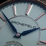 Grönefeld 1941 Principia dial
