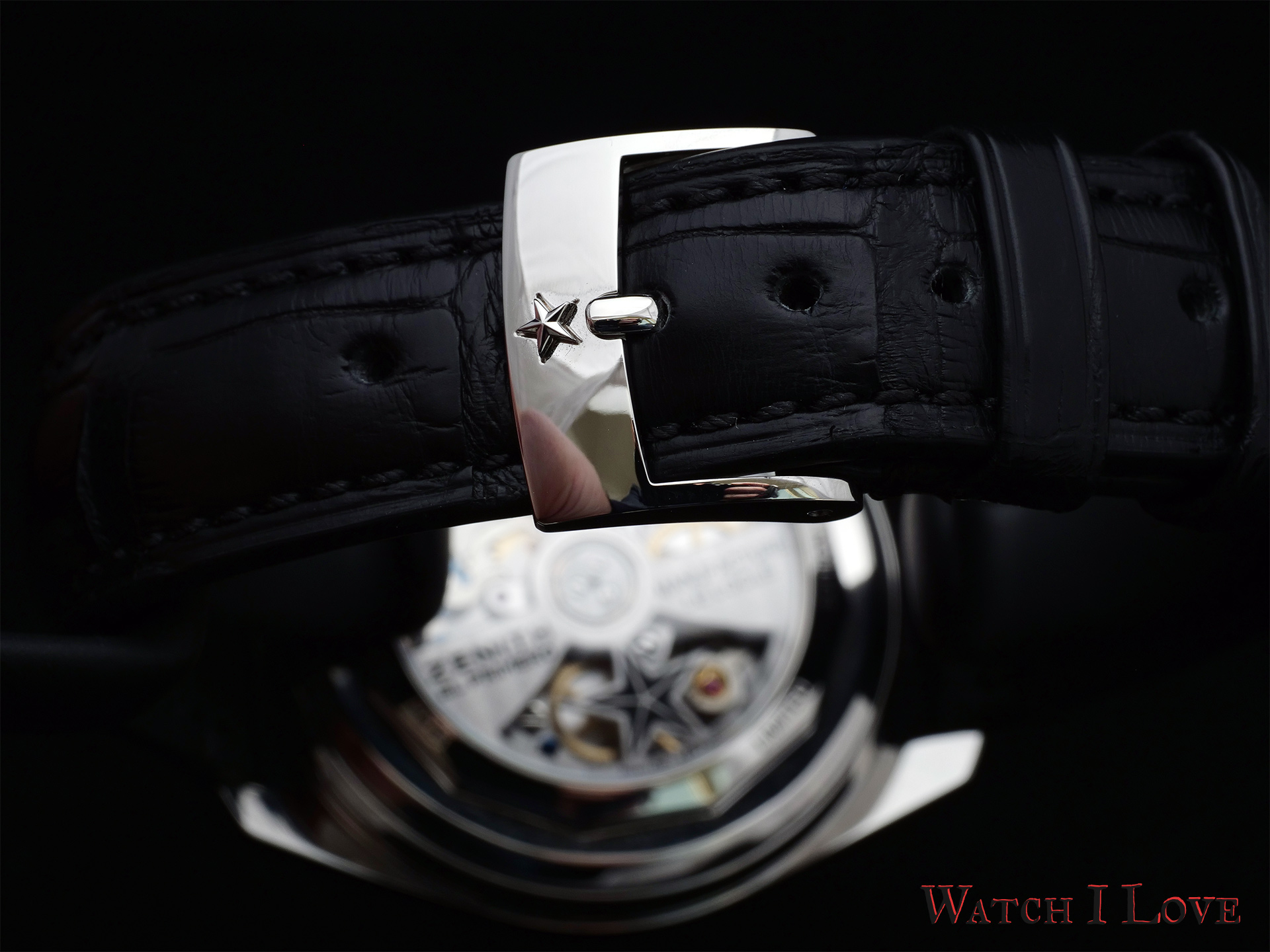 The buckle used for the El Primero 1969