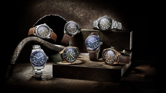 TAG HEUER AUTAVIA FAMILY PICTURE