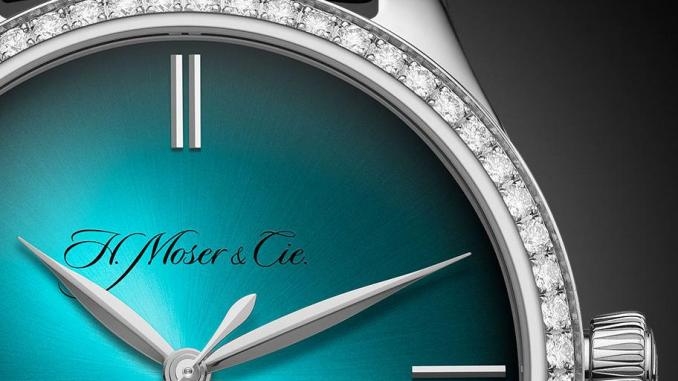 Endeavour Centre Seconds Diamond Purity