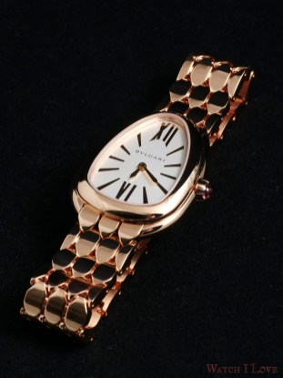 Bulgari Serpenti Seduttori Rose Gold 103145