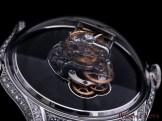 Legacy Machine FlyingT Black Lacquer edition movement