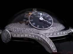 Legacy Machine FlyingT Black Lacquer edition dial
