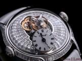 Legacy Machine FlyingT Baguette diamonds edition dial