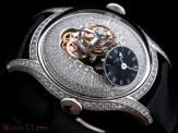 Legacy Machine FlyingT Paved diamond-set edition edition dial
