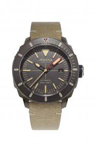 Alpina Seastrong Diver 300 Ref. AL-525LGG4TV6